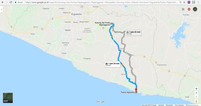 map diygungpurbanglambor